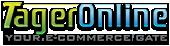 Tager Online Logo